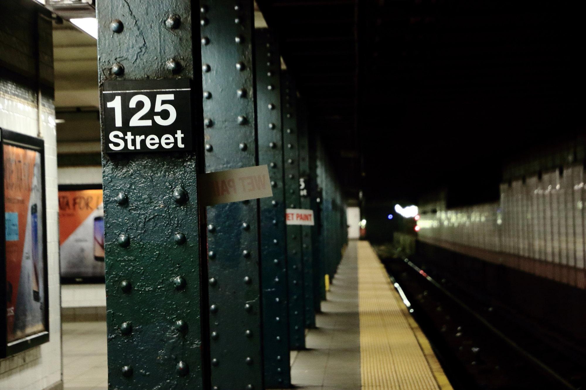 NY 125Street